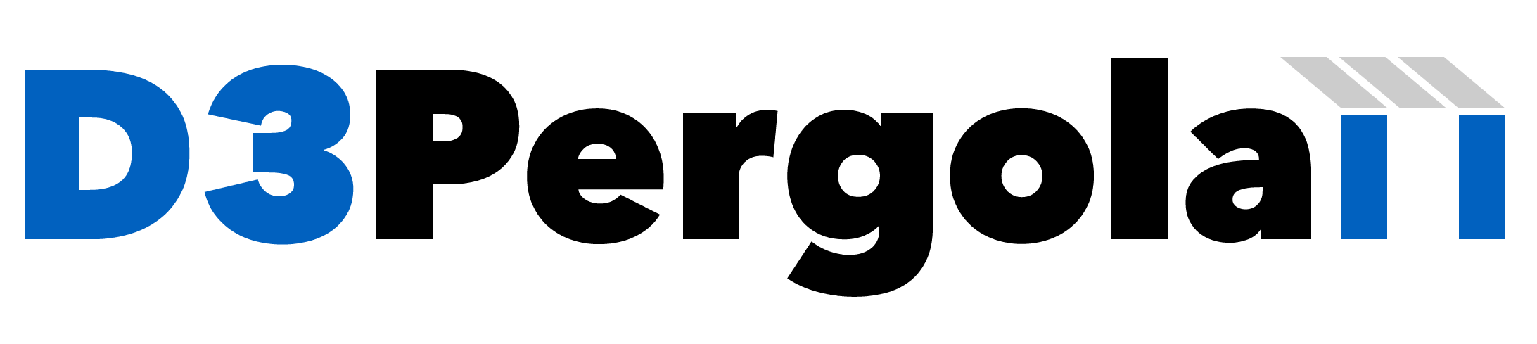D3Pergola
